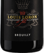 Brouilly LOUIS LORON & FILS